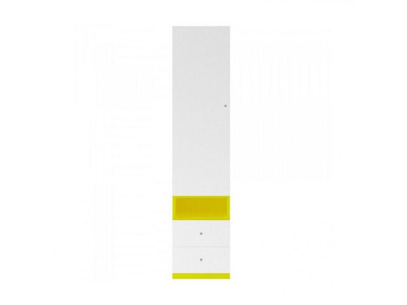 Пенал Gerbor Мобі REG1D2S   Німфея альба/уніколор жовтий