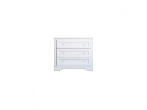 Комод Gerbor Клео 3s | Білий