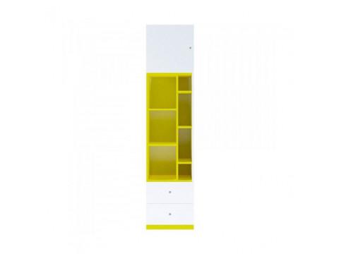 Пенал Gerbor Мобі REG1D2SO | Німфея альба/уніколор жовтий