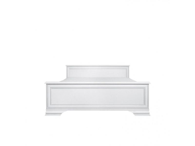 Ліжко Gerbor Клео (каркас)   160x200 / Білий
