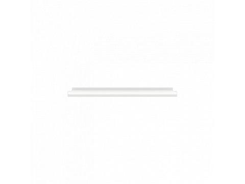 Полиця Gerbor Вайт 160 | Сосна золота