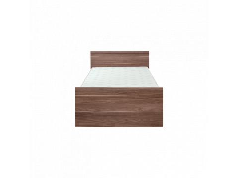 Ліжко Gerbor Опен LOZ 90 (каркас)   90х200 / Горіх каліфорнійський