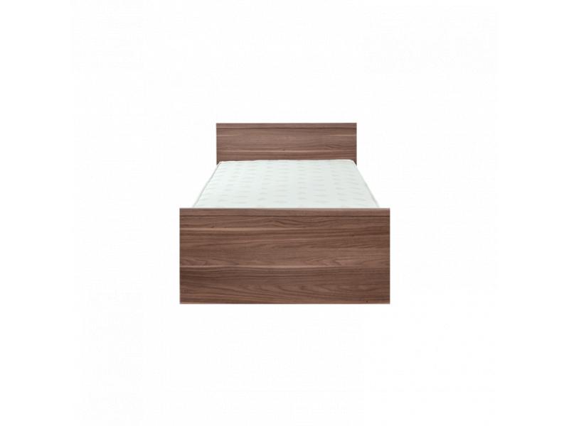 Ліжко Gerbor Опен LOZ 90 (каркас) | 90х200 / Горіх каліфорнійський