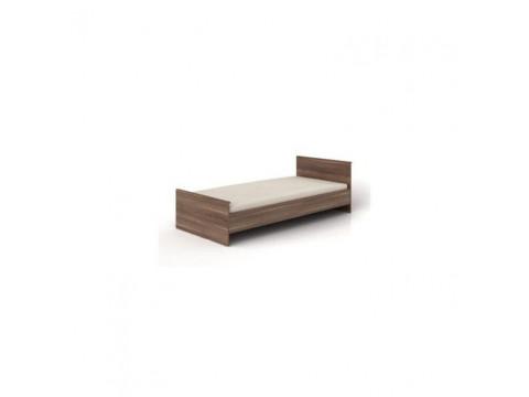 Ліжко Gerbor Опен LOZ120 (каркас) | 120х200 / Горіх каліфорнійський