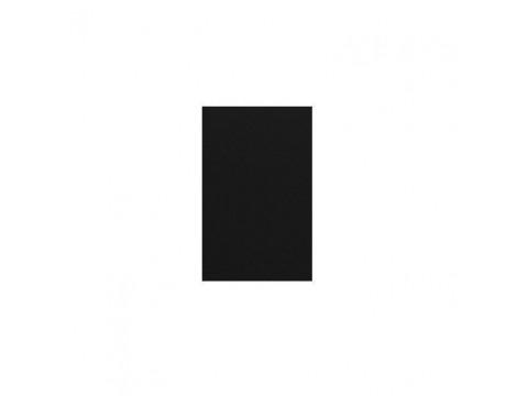 Фасад для тумби Gerbor Ваго 63 | чорний