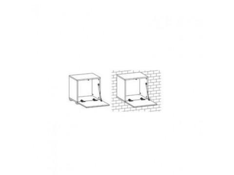 Фурнітура фасаду горизонтального нижнього Gerbor Ваго 40