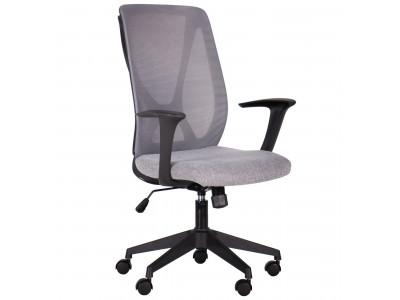 Крісло Nickel Black