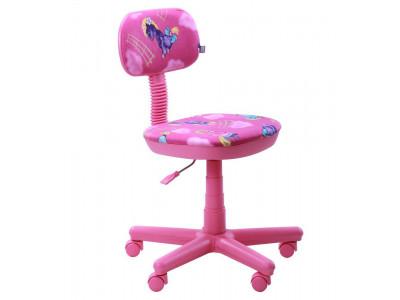Крісло Світі бузковий Поні рожеві