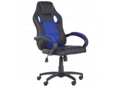 Крісло Chase Неаполь N-20 / Сітка синя