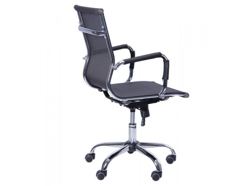 Крісло Slim Net LB (XH-633B) чорний