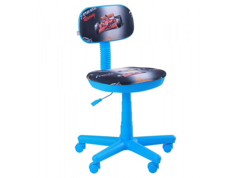 Крісло Світі блакитна Машинка