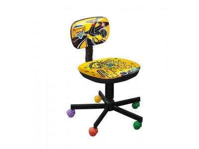 Крісло дитяче Бамбі дизайн Гонки