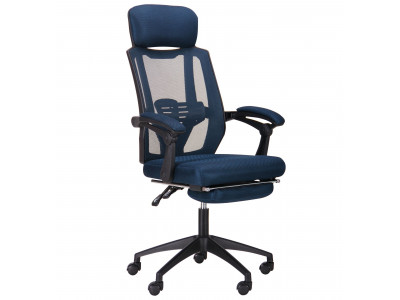Крісло Art темно-синій