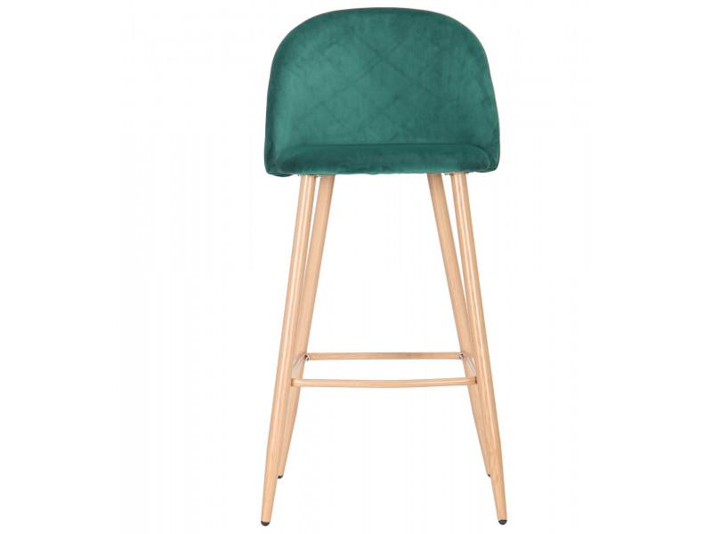 Стілець Bellini бук / green