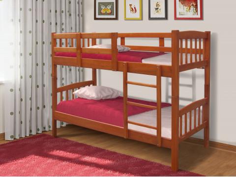 Кровать Бай-бай двухъярусная