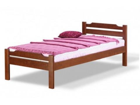 Кровать Ольга (Ольха) 0,9