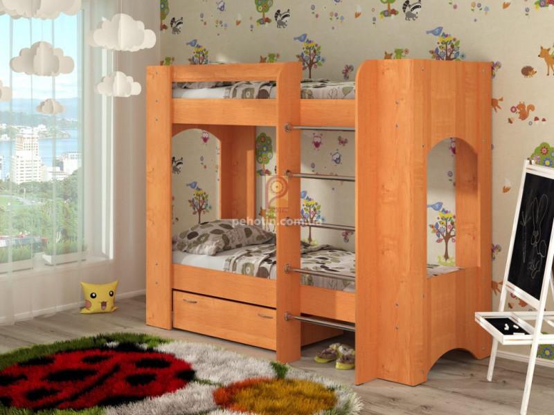 Двох'ярусне ліжко Дует-2