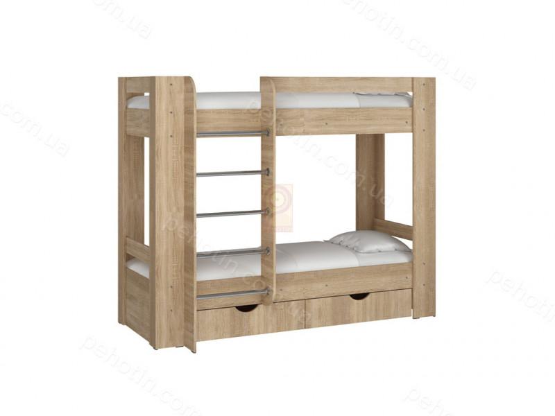 Двох'ярусне ліжко Дует-3