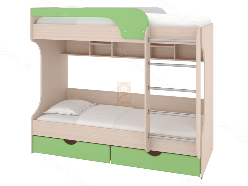 Двох'ярусне ліжко Юнга
