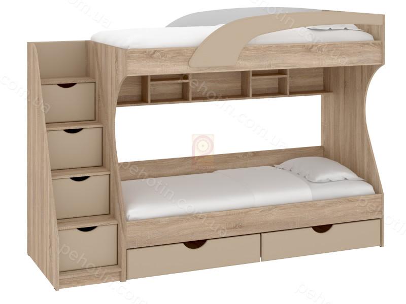 Двох'ярусне ліжко Кадет