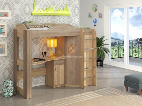 Двох'ярусне ліжко Орбіта