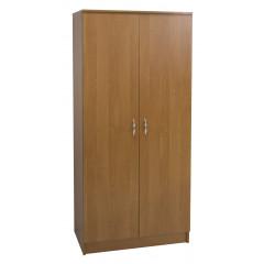 Шкаф платяной ШЕ-1 ДСП + штанга