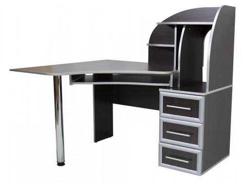 Стіл комп'ютерний Люкс-3