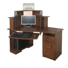 Стол компьютерный Люкс СУ-6