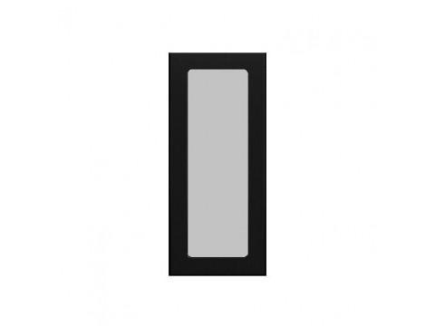 Фасад вітрина для тумби Gerbor Ваго 94/188 | чорний