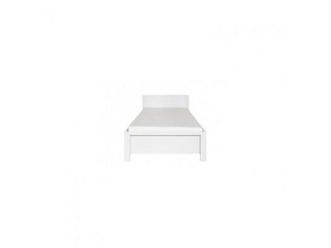 Ліжко BRW Україна Крістіна LOZ 90 (каркас) | Білий