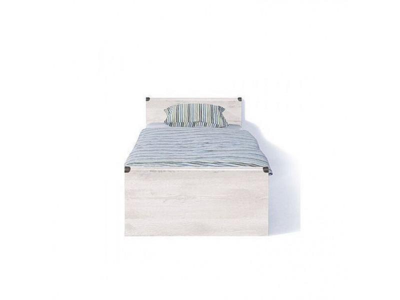 Ліжко BRW Україна Індіана JLOZ/90 (каркас) | 90х200 / Сосна каньйон