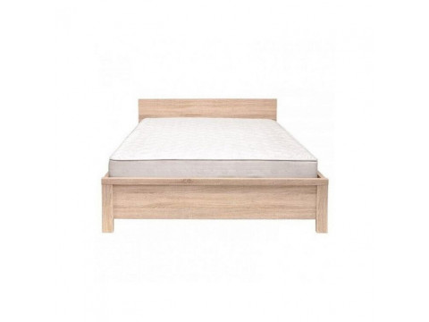 Ліжко BRW Україна Каспіан LOZ 160 (каркас) У.В. | 160х200 / Дуб сонома