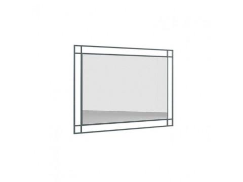 Дзеркало Gerbor Мерс МДФ LUS 100 | Антрацит/Елегантний сірий софт тач