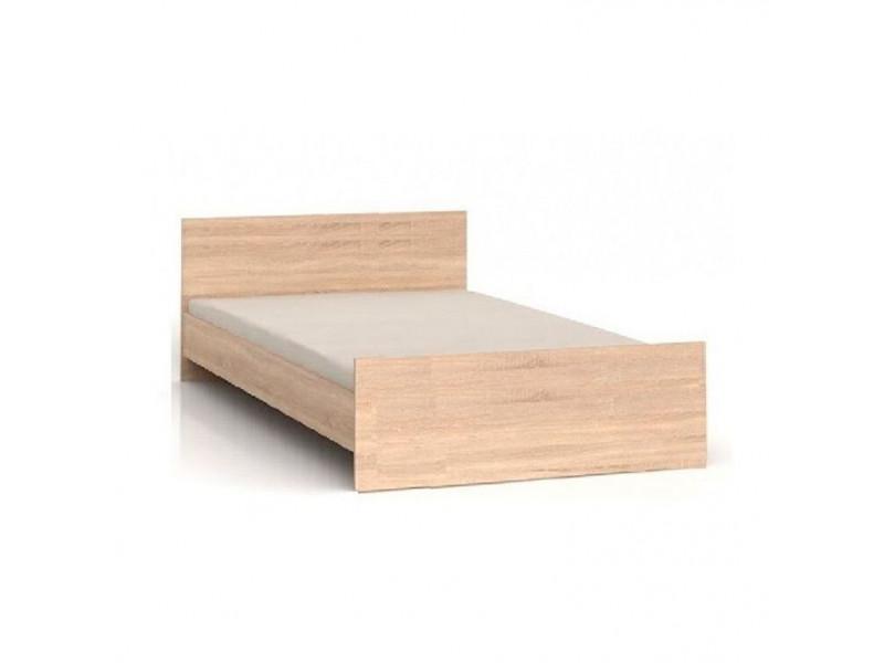 Ліжко Gerbor Непо | 160х200 / Дуб сонома
