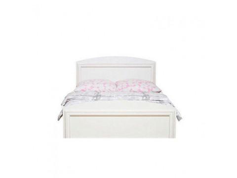 Ліжко Gerbor Салерно LOZ90 (каркас) | 90x200 / Білий