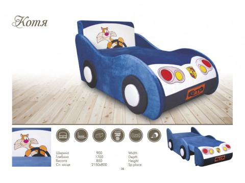 Дитячий диван Котя