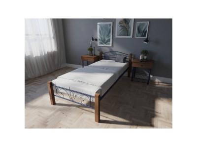 Кровать Лара Люкс Вуд (односпальная)