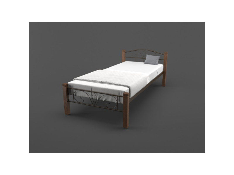 Ліжко Лара Люкс Вуд (односпальне)