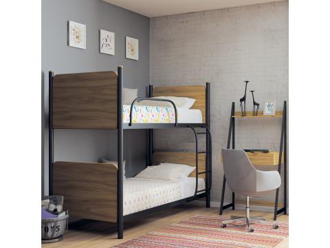 Кровать Арлекино двухъярусная