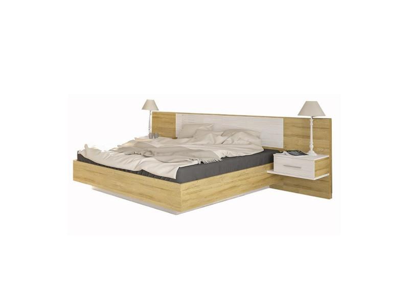 Ліжко + тумба приліжкова (2 шт.) Фієста (Розпродаж)