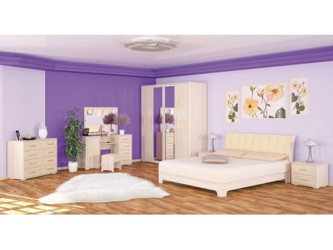 Спальня Токіо (ясен світлий) (Розпродаж)