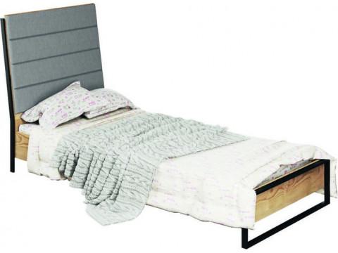 Ліжко односпальне Лофт