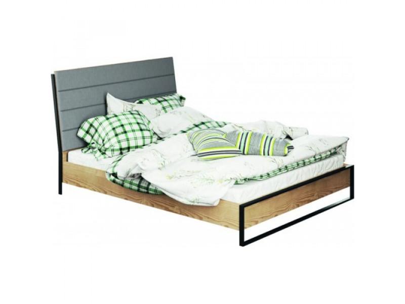 Ліжко Лофт 2-сп