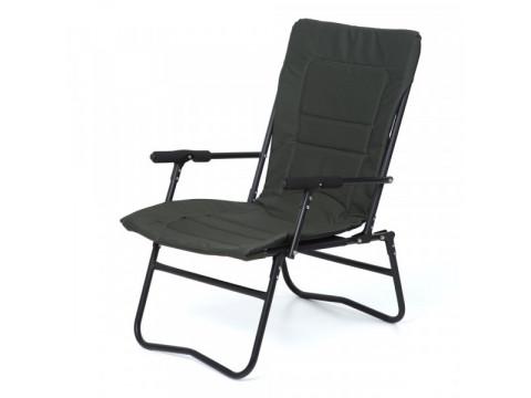 """Крісло """"Білий Амур"""" (зелений Меланж)"""