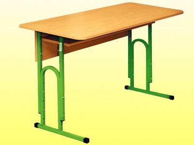 Стол ученический, 2-местный 90157
