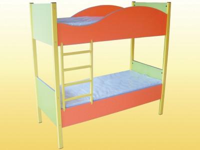 Кровать детская, 2-ярусная 14137