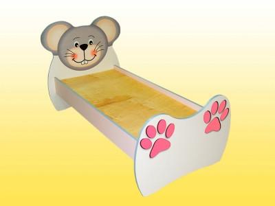 """Ліжко дитяче одномісне """"Мишеня"""""""