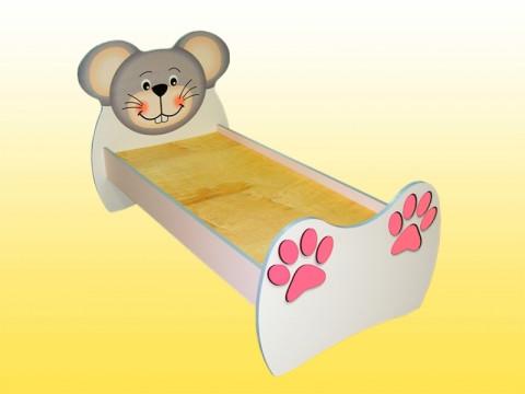 """Кровать детская """"Мышонок"""" 17695"""