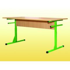 Стол для столовых с пластиковой столешницей - НОВИНКА 24025-Пл