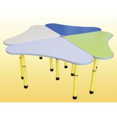 """Комплект из четырех столов """"Колокольчик"""" 12038х4"""